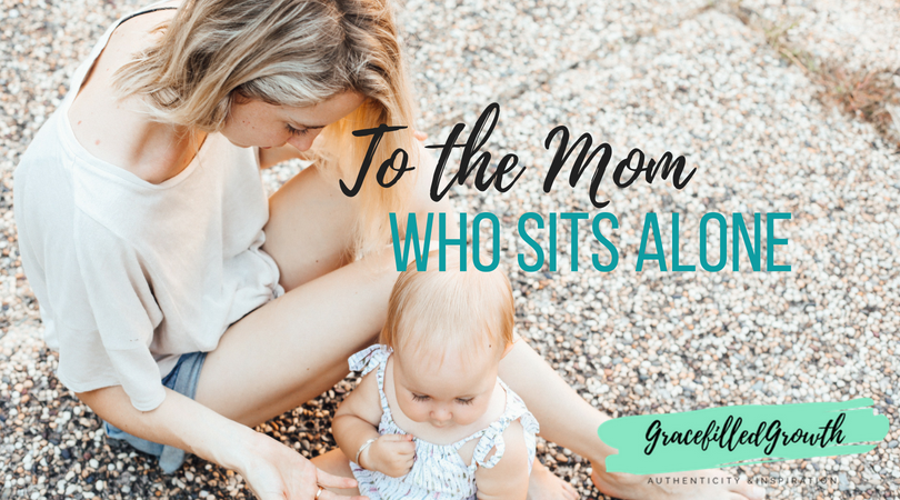 To the special needs mom who sits alone. Special Needs parenting. Loneliness. Motherhood.