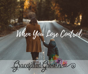 Foster Parent. Motherhood. Adoption. Grief. Losing Control. Fighting with prayer.