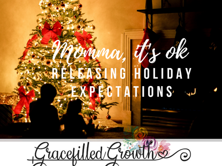 Releasing Holiday Stress