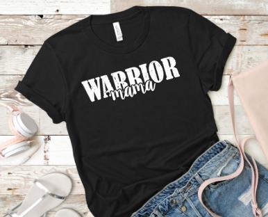 Warrior Mama Tshirt