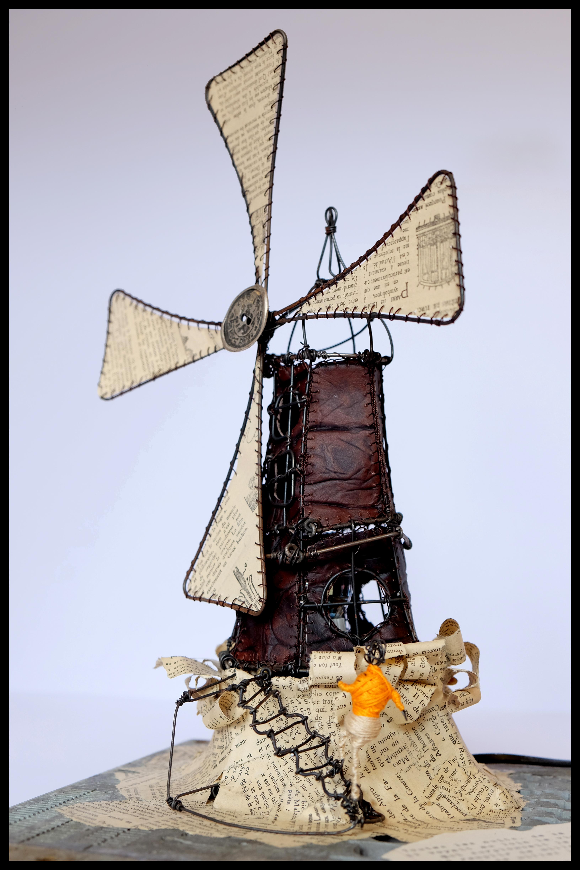 Le moulin aux milles lumières