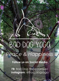 Bad Dog Yoga