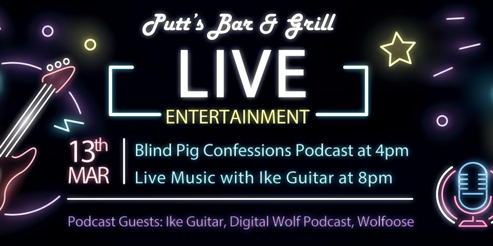 Putt's Live Entertainment