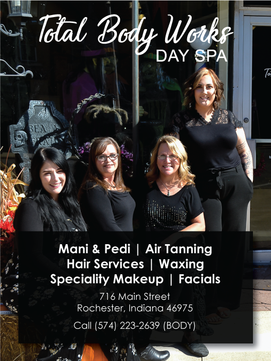 Total Body Works Day Spa