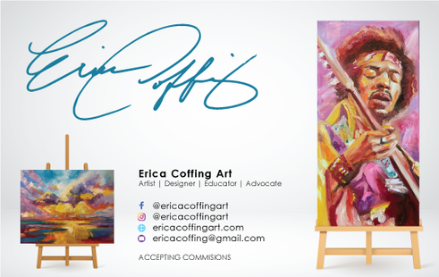 Erica Coffing Art