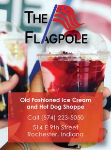 The Flagpole