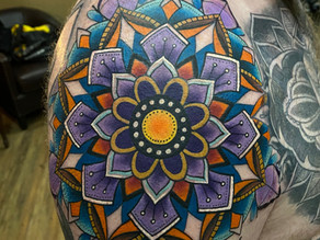 Tattoos are My Story | Bradley Pearce