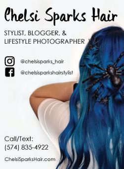 Chelsi Sparks Hair