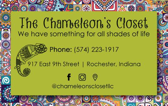 The Chameleon's Closet