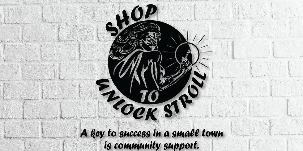 Shop to Unlock Stroll
