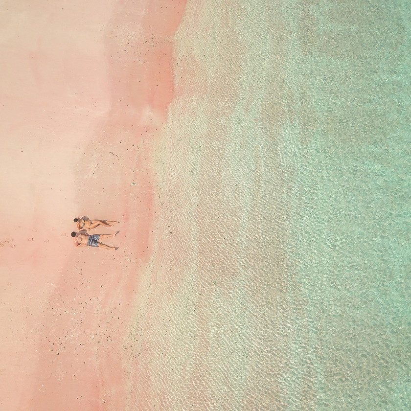 Pink Beach - Komodo Islands
