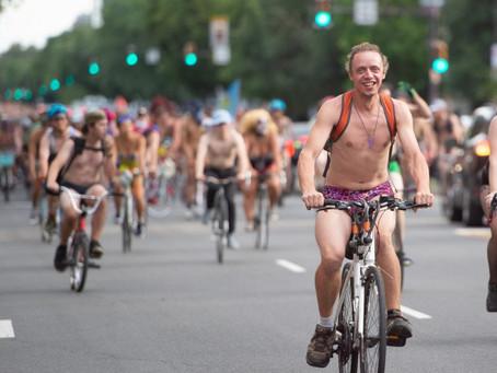 필라델피아 맨몸 자전거 대회 2년만에 열린다!