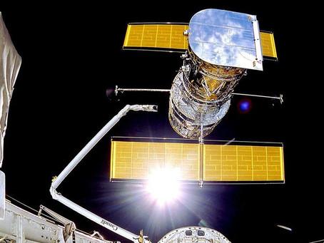 허블 우주 망원경의 기능이 복원되다.
