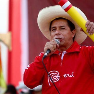 페드로 카스티요: 페루의 대통령이 된 초등학교 교사