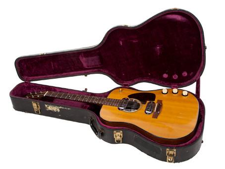 우주대스타 커트 코베인의 기타, 백만달러에 팔릴 예정