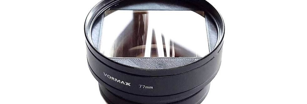 Anamorphic adapter Vormaxlens Compact 1,33x rev.5