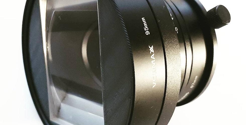 Anamorphic adapter Luxanamorphic Vormaxlens  1.33x rev.2