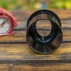 Anamorphic lens 1,33x fc gr wide