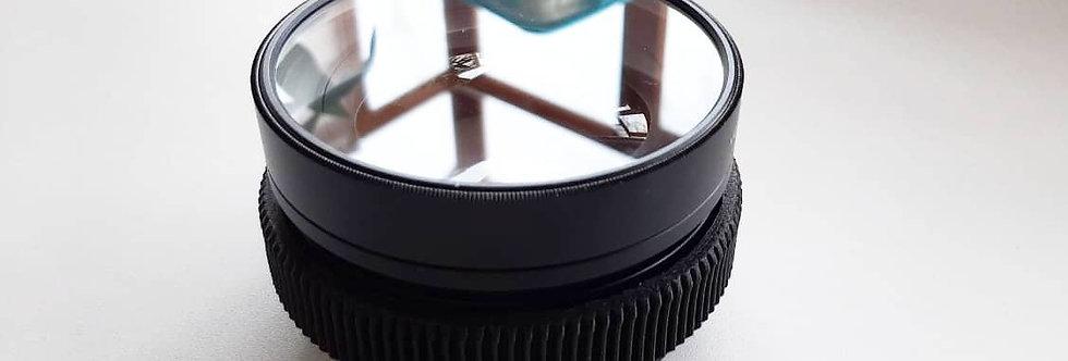For anamorphic lens single focus module Vormaxlens ReFocus rev.4 for APS-C