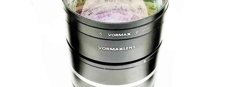 Vormaxlens Telemorph anamorphic adapter 1,3x