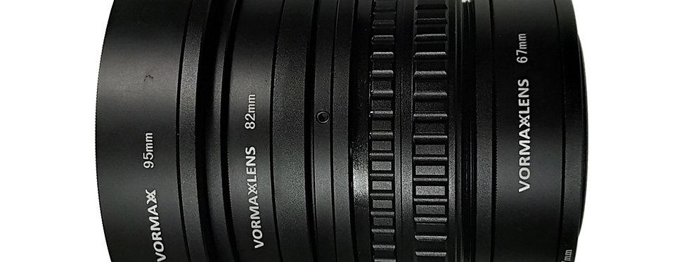 Anamorphic adapter Luxanamorphic Vormaxlens  1.8x rev.2