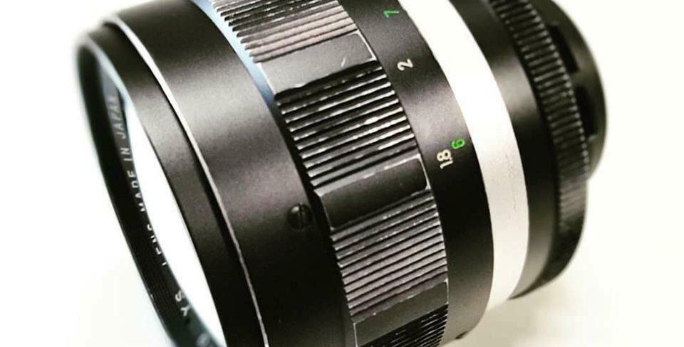 135 мм F1.8 Sigma SPIRATONE cinematic verylight lens PL Arri mount