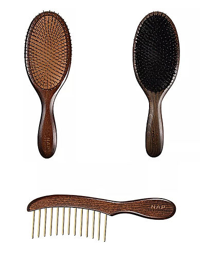 パドルブラシ,paddle brush