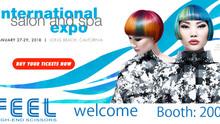 Long Beach Beauty Expo  /  Booth #2009