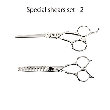 Special shears 2pairs set (20%off)