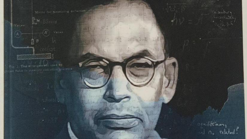 Meghnad Saha by Gautam Gangopadhyay