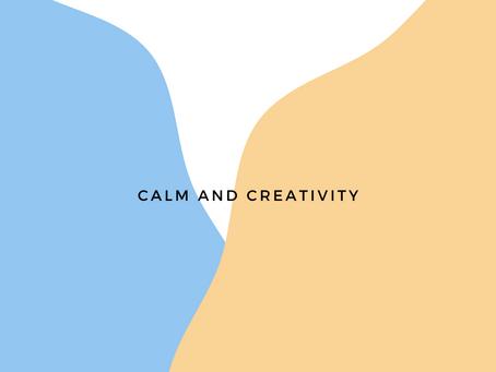 My Calm and Creativity