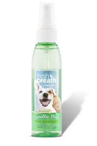 Tropiclean Oral Care Spray For Dogs- Peanut Butter