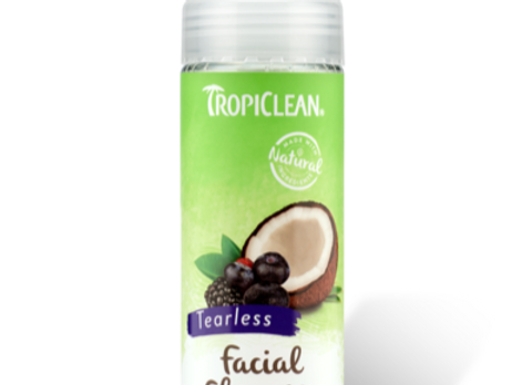 Tropiclean Facial Cleanser No Rinse Formula -Tearless