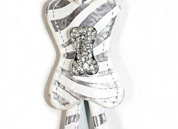 Zebra Bone Step-In Harness