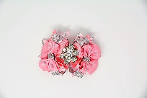 Pink Jewel Boutique Bow