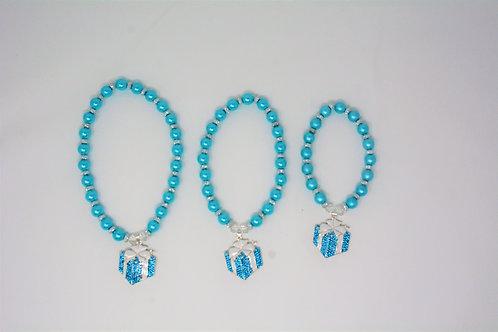 Tiffany's Box Pearl Necklace