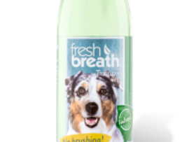 Tropiclean Fresh Breath Oral Care water Additive- Advanced Whitening