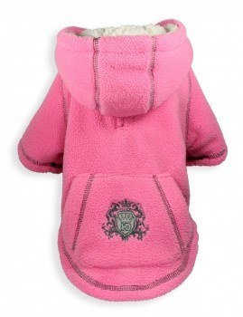 Pink Crown Hoodie