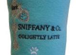 Sniffany Golightly latte