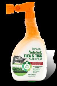 Natural Flea & Tick Yard Spray