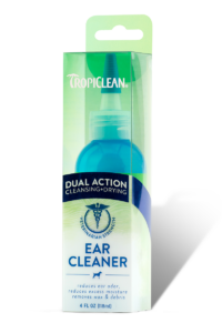 Tropiclean Ear Cleaner- Dual Action