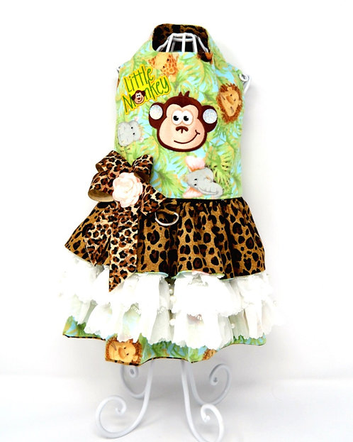 Little Monkey Dress