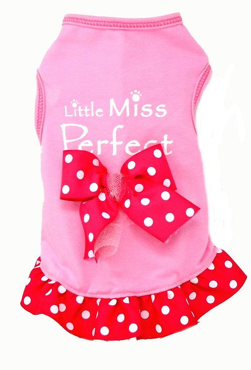 Little Miss Perfect Dress