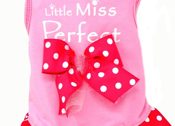 Little Miss Perfect Dress
