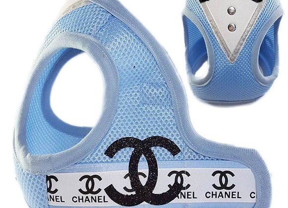 Chanel Black Tie Harness