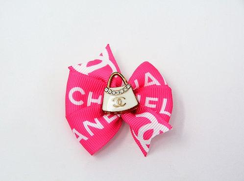 Chanel Purse Bow