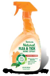 Natural Flea & Tick Home Spray