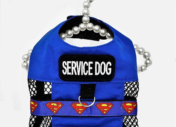 Superman Service Vest