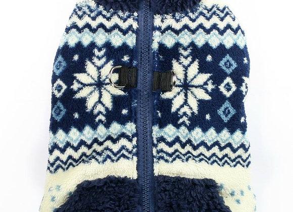 Snowflake Harness Sweater