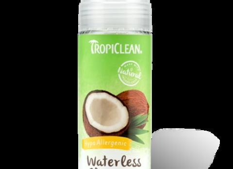 Tropiclean Waterless Shampoo- Hypo Allergrnic